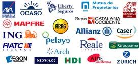 Compañías aseguradoras